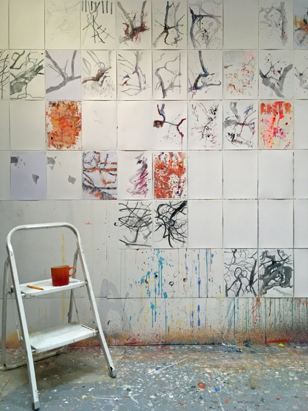 studio wall feb 2020